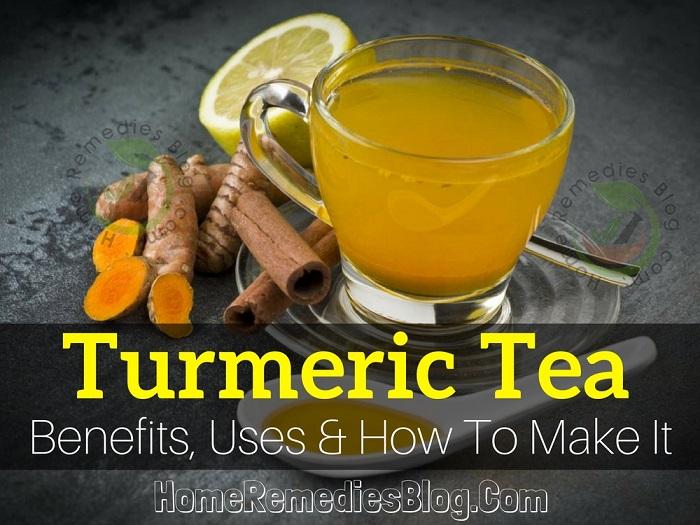 Top 10 Turmeric Tea Benefits and Recipes