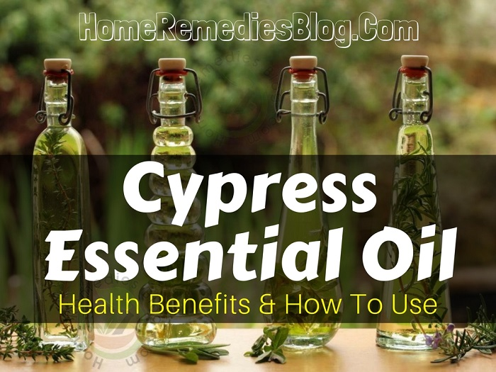 15 Amazing Benefits of Cypress Essential Oil