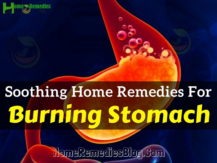 10 Soothing Home Remedies For Burning Stomach