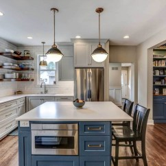 Updated Kitchens Change Cupboard Doors Kitchen Twin Cities Remodeling Gallery Titus Contracting Island With Built In Microwave