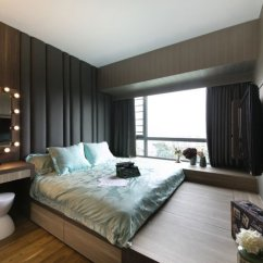 Small Living Room Renovation Ideas Wall Canvas 5 Ways To Make Your Bedroom Functional By Day, Romantic At ...