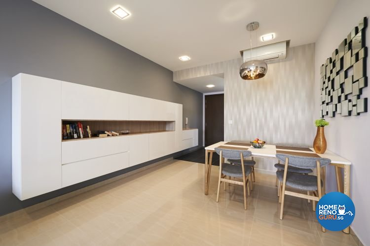 U Home Interior Design Pte Ltd