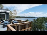 Outdoor Spaces Designed for Lakeside Living