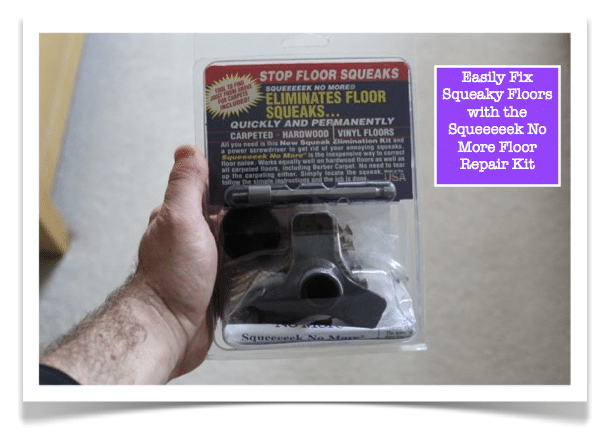 fix squeaky floors in 4 easy steps use