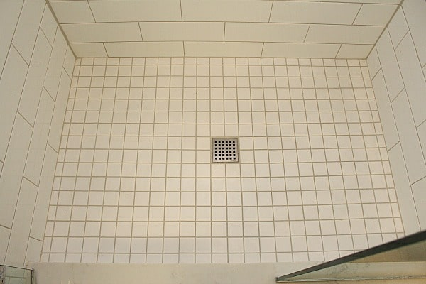how to tile a shower with subway tile