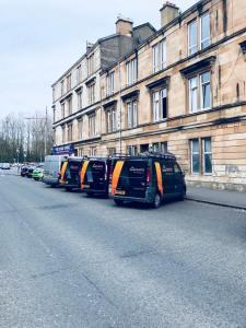 Glasgow House Rewire
