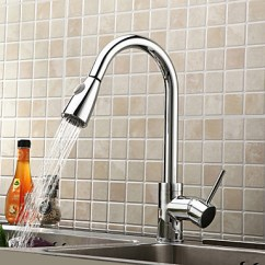Kitchen Pull Down Faucet Buffet Furniture Best Out Faucets On Sale Chrome