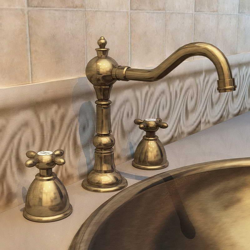 Buy Brass Bathroom Faucets Polished Brass Bathroom Sink