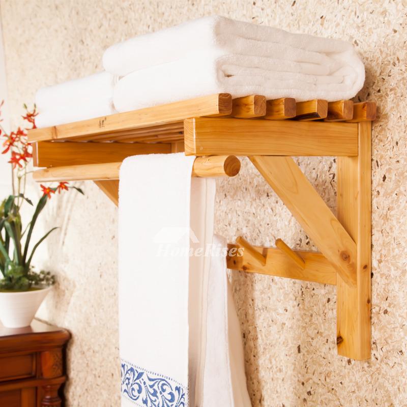 Painting Designer Cognac Towel Rack