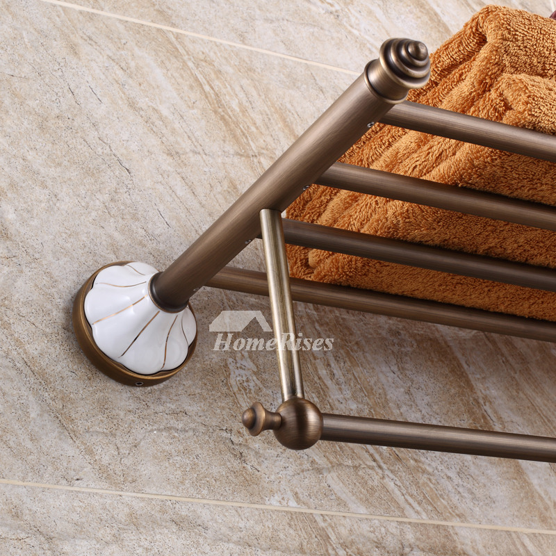 vintage kitchen knobs and pulls molding for cabinets antique brass brown towel rack