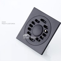 Oil Rubbed Bronze Shower Drain Square Shaped Shower Drain