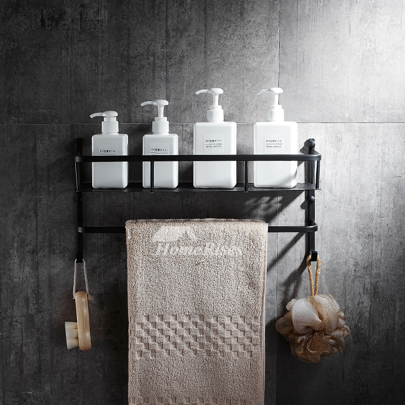 Bathroom Shelves Over Toilet Black Brass OilRubbed Bronze