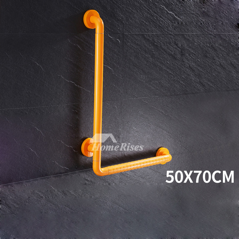 Grab Bars For Bathrooms Stainless Steel L Shaped