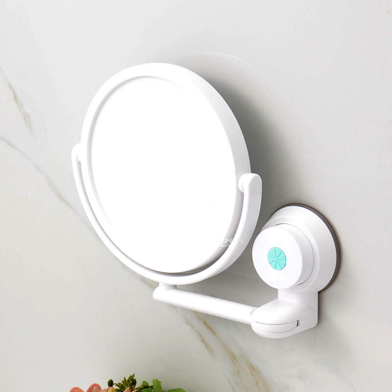 Suction Cup Mirror Bathroom