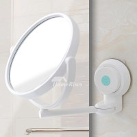 suction cup mirror bathroom modern suction cup small