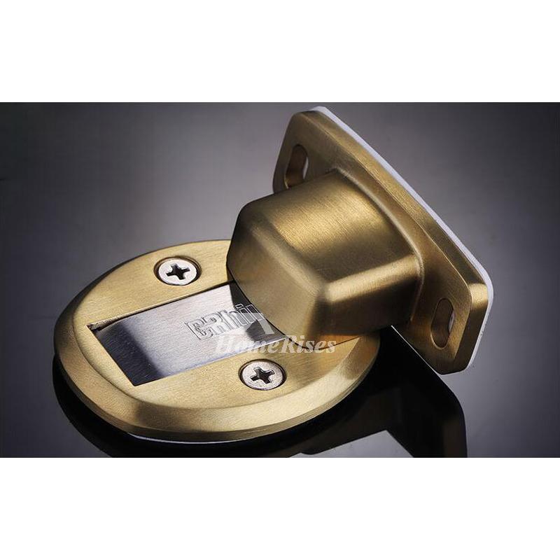 Cheap Stainless Steel Hidden Floor Mounted Magnetic Door Stop