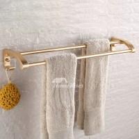 Luxury Polished Brass Bathroom Accessories Sets 6-Piece ...