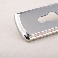 French Door Handles Stainless Steel Silver Brushed ...