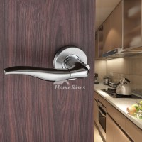 Exterior Door Handles Lock Stainless Steel Brushed Without ...