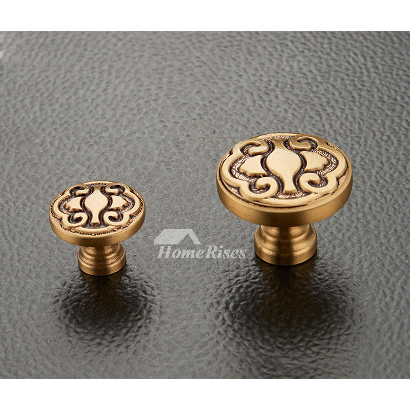 cheap kitchen knobs island with oven vintage door carved gold bedroom antique brass closet