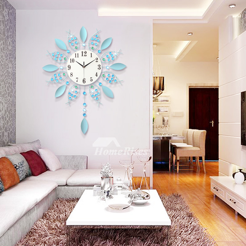 22 Inch Battery Operated Wall Clocks Hanging French