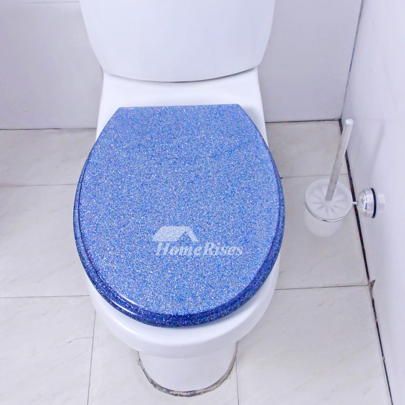 kitchen knobs and pulls commercial doors designer toilet seats undermount blue glitter resin unique ...