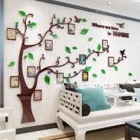 Removable Wall Decals For Bedroom Acrylic Tree Home Decor