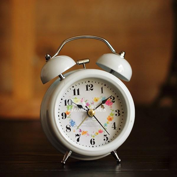 Small Battery Operated Alarm Clocks