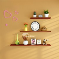 Wall Shelves And Ledges Modern Decorative Black Living Room
