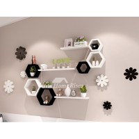 In Wall Shelves Decorative Bedroom Storage Living Room ...