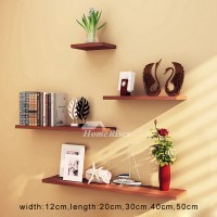 Modern White Decorative Wooden Wall Shelves And Ledges ...