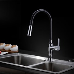 Black Kitchen Faucet Aerator Buy Faucets Online Homerises Com Pull Out One Hole Centerset Modern Cool Brass