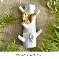 Decorative Wall Hooks For Hanging Animal Modern Coat ...
