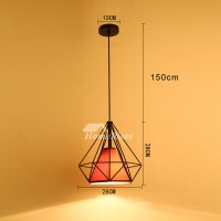 Black Pendant Light Kitchen Fixture Modern Hanging Large ...