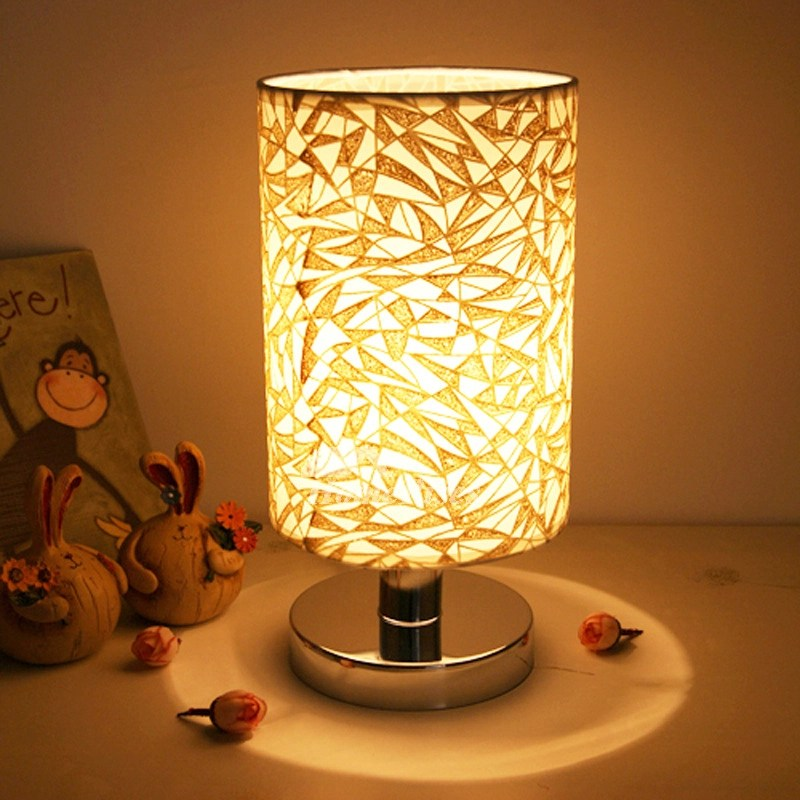3d Wallpaper For Living Room Wall Small Table Lamps Modern Living Room Fabric Shade E27