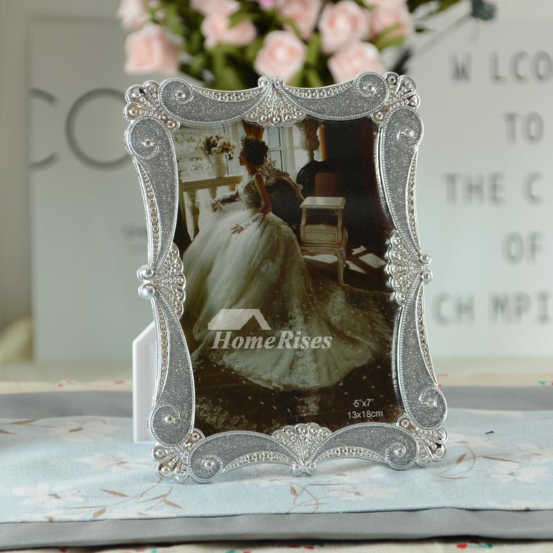 Cheap Picture Frames 4X65X78X68X10 Resin Decorative White