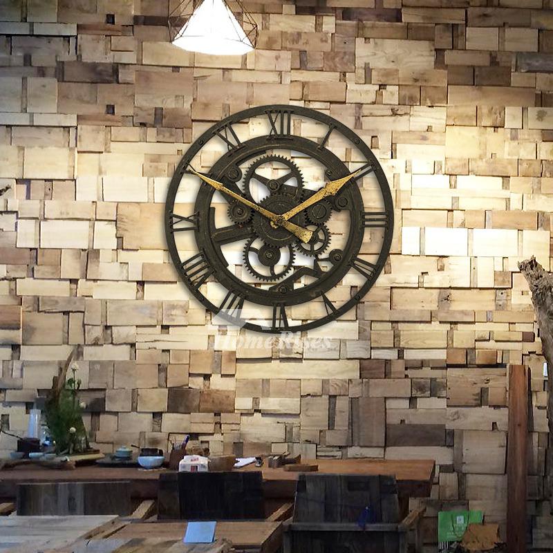 industrial wall clock mechanical