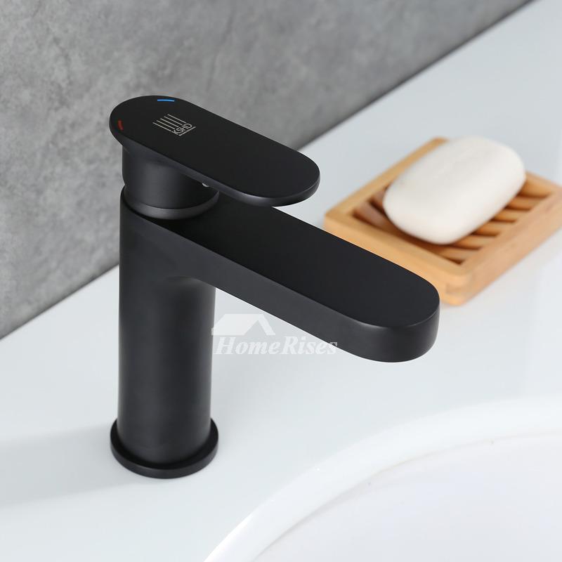 vintage bathroom faucets black oil rubbed bronze single handle vainty