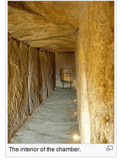 8A Dolmen de Viera, Andalucia