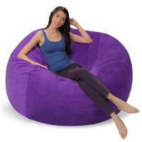Furry Bean Bag Chair - 35+ Colors and Styles ...