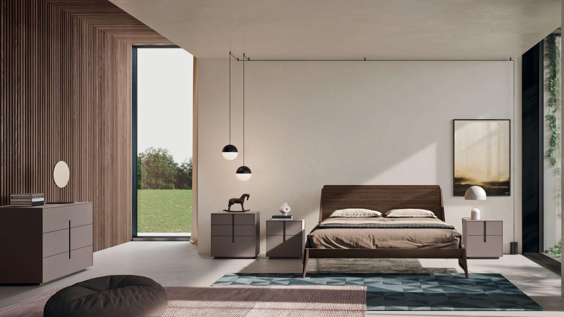 Progetta la tua zona notte con le collezioni febal casa. Orme Homes