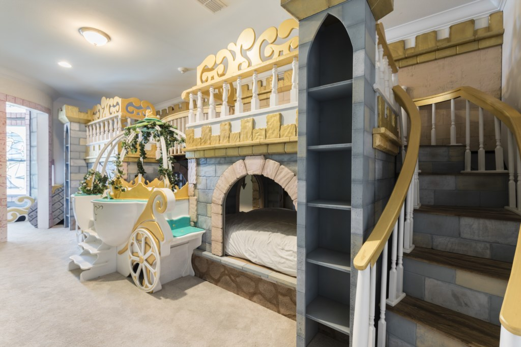 Steamboat Willie S Castle 8 Bedroom Disney Themed Vacation Home