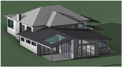 3d home design visualisations