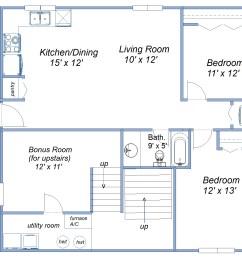 basement suite [ 1600 x 1361 Pixel ]