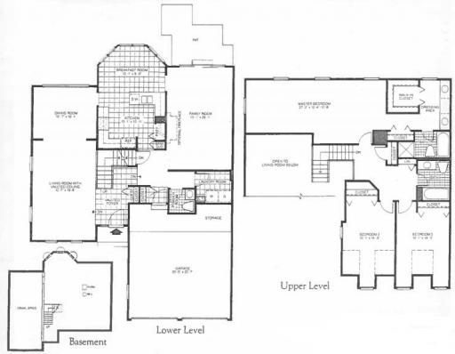 Brentwood model in the Rob Roy Country Club Village