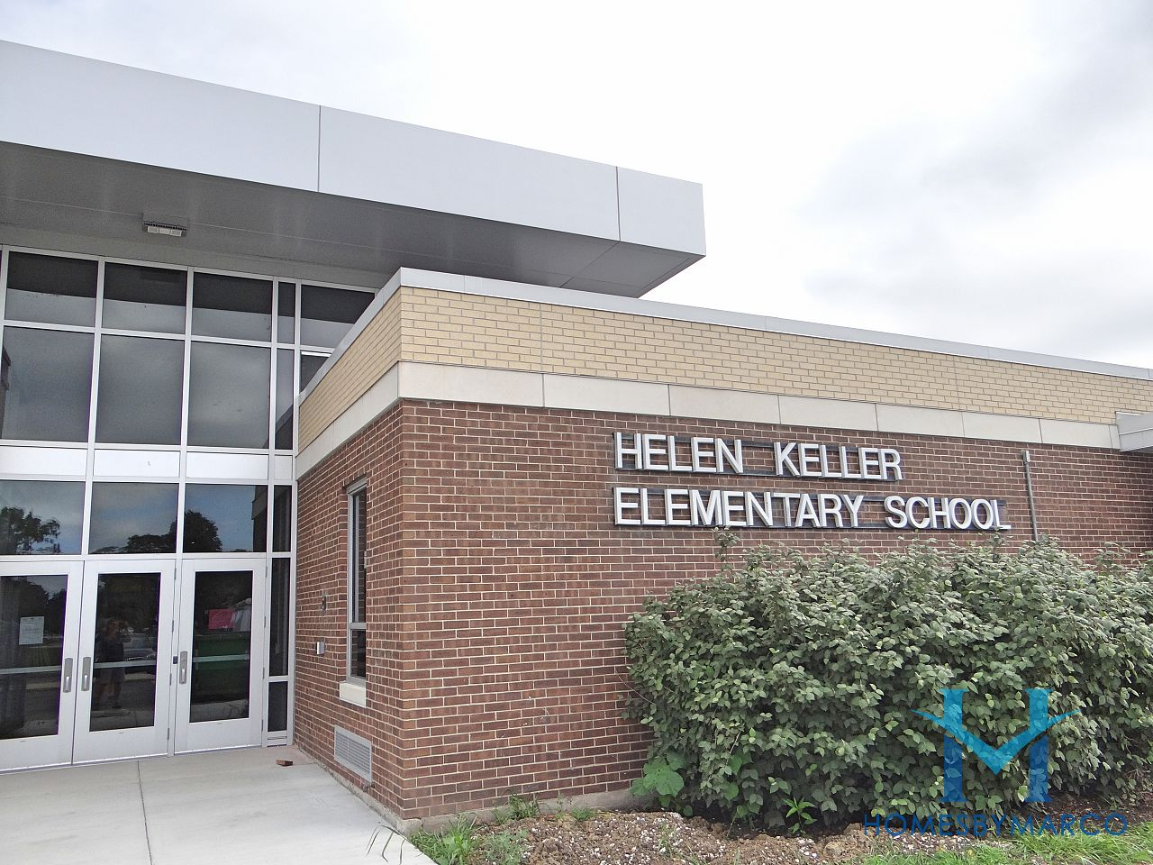 Helen Keller Elementary School In Tinley Park Il Homes