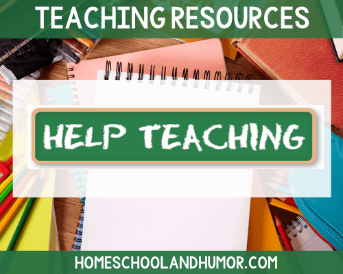small resolution of HelpTeaching.com: Printable Homeschool Worksheets For All Grades {Review} »  Homeschool and Humor