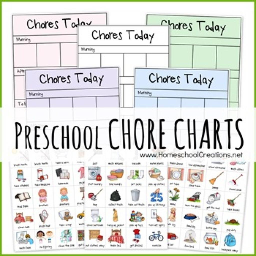 Top 10 Preschool Helps Of