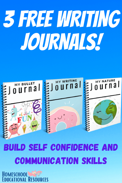 Improving literacy with  writing journals