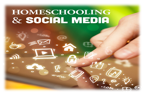 homeschooling-and-social-media
